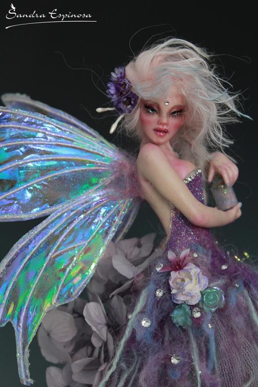 Fairy sorceress caught _12