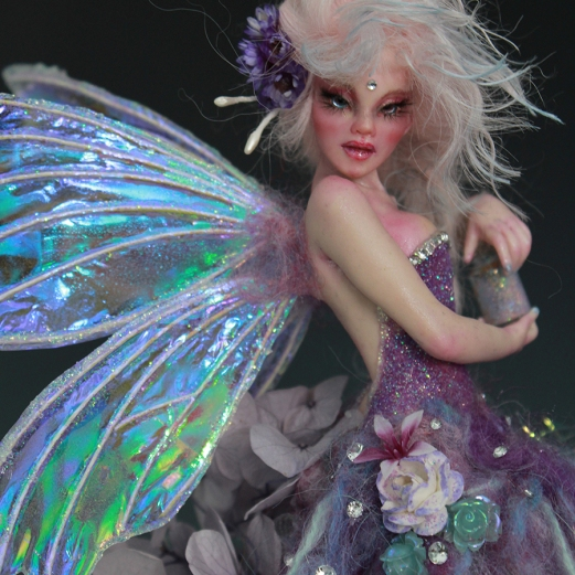 Fairy sorceress caught _12