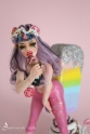 Rockabilly pink girl_19