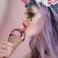 Rockabilly pink girl_26