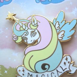 magical unicorn enamel pin_04
