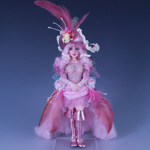 Pink pirate fairy_01