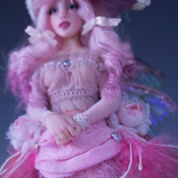 Pink pirate fairy_16
